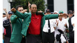 Woods on win at Masters: 'It's overwhelming'