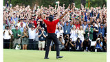The world reacts to Woods' fifth Masters win