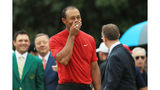 PHOTOS: Tiger's incredible day