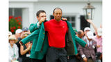 Tiger Woods wins fifth Masters Tournament