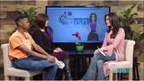 Teen dating awareness with Ana on The Dish